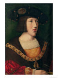 Portrait of Charles V (1500-58)  at the Age of About Sixteen  1516