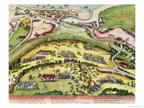The Siege of Dieppe in 1589  1589-92