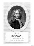 Portrait of Sir Isaac Newton (1642-1727)
