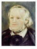 Portrait of Richard Wagner (1813-83)  1893