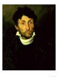Kleptomania: Portrait of a Kleptomaniac  circa 1819/22