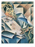 Portrait of Pablo Picasso (1881-1973) 1912
