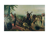 Proclamation of the Abolition of Slavery in the French Colonies  23rd April 1848  1849