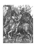 The Knight  Death and The Devil   c1514