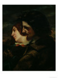 The Lovers in the Countryside  after 1844