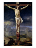 Christ on the Cross  Before 1650