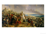 Battle of Askalon  18th November 1177  1842