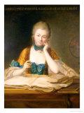 Madame De Chatelet-Lomont (1706-41)