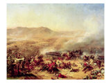 The Battle of Mont Thabor  16th April 1799