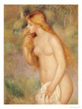 Standing Bather  1896