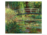 Waterlily Pond: Pink Harmony  1900