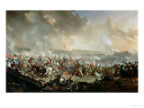 The Battle of Waterloo  18th June 1815