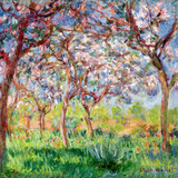 Printemps a Giverny  1903