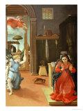 The Annunciation  circa 1534-35