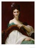 La Comtesse De Keller  1873