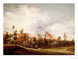 A Battle Scene  1653