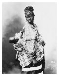 Senegalese Mother and Child  circa 1900