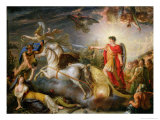 Allegory of the Surrender of Ulm  20th October 1805