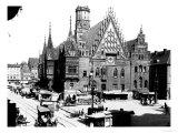 Town Hall  Breslau (Modern Day Wroclaw) Poland  circa 1910