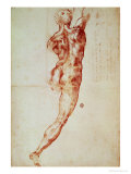 Nude  Study for the Battle of Cascina
