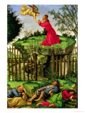 The Agony in the Garden  circa 1500