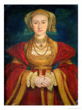 Portrait of Anne of Cleves (1515-57) 1539
