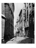 Rue Serpente  Paris  1858-78