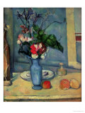 The Blue Vase  1889-90