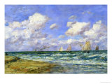 Marine Scene  1894