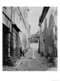 Rue Gracieuse  from Rue Daubenton  Paris  1858-78