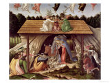 Mystic Nativity  1500