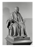 Seated Sculpture of Voltaire (1694-1778)