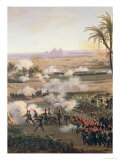 Battle of the Pyramids  21st July 1798  1806