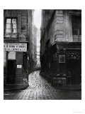 Rue Tirechape  from Rue St Honore  Paris  1858-78