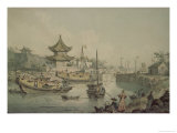 Barges of Lord Macartney's Embassy to China