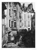 Rohan Courtyard  Paris  1858-78