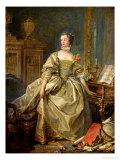 Madame De Pompadour (1721-64)