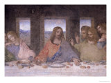 The Last Supper  1495-97 (Post Restoration)