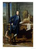Portrait of Charles John Crowle (1738-1811) of Crowle Park  circa 1761-62
