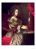 St Cecilia (Patron of Musicians)