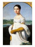 Portrait of Mademoiselle Caroline Riviere (1793-1803) 1805