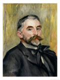 Portrait of Stephane Mallarme (1842-98) 1892