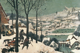 Hunters in the Snow  February  1565