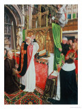 The Mass of St Giles  circa 1500