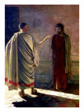 What is Truth (Christ and Pilate) 1890