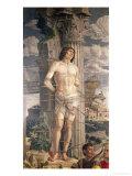 St Sebastian  1481
