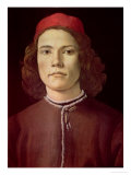 Portrait of a Young Man  circa 1480-85
