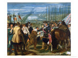 The Surrender of Breda  1625  circa 1635