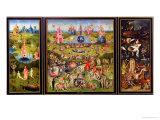 Le Jardin des délices, vers1500 Giclée par Hieronymus Bosch