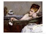 The Bath  circa 1867